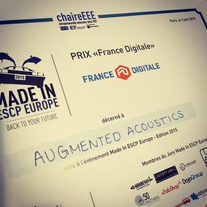 Prix France Digitale
