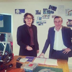 Partenariat Bell Labs et Augmented Acoustics