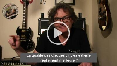 demystifions #2 Qualité Vinyle