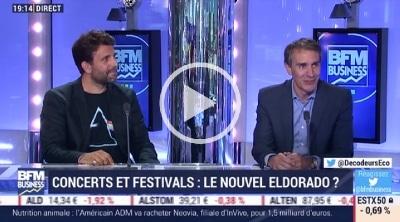 Concert et festivals : le nouvel eldorado ?