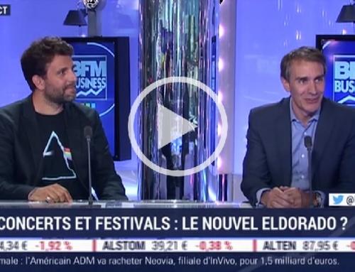 [VIDEO] On parle de Supralive sur BFM TV