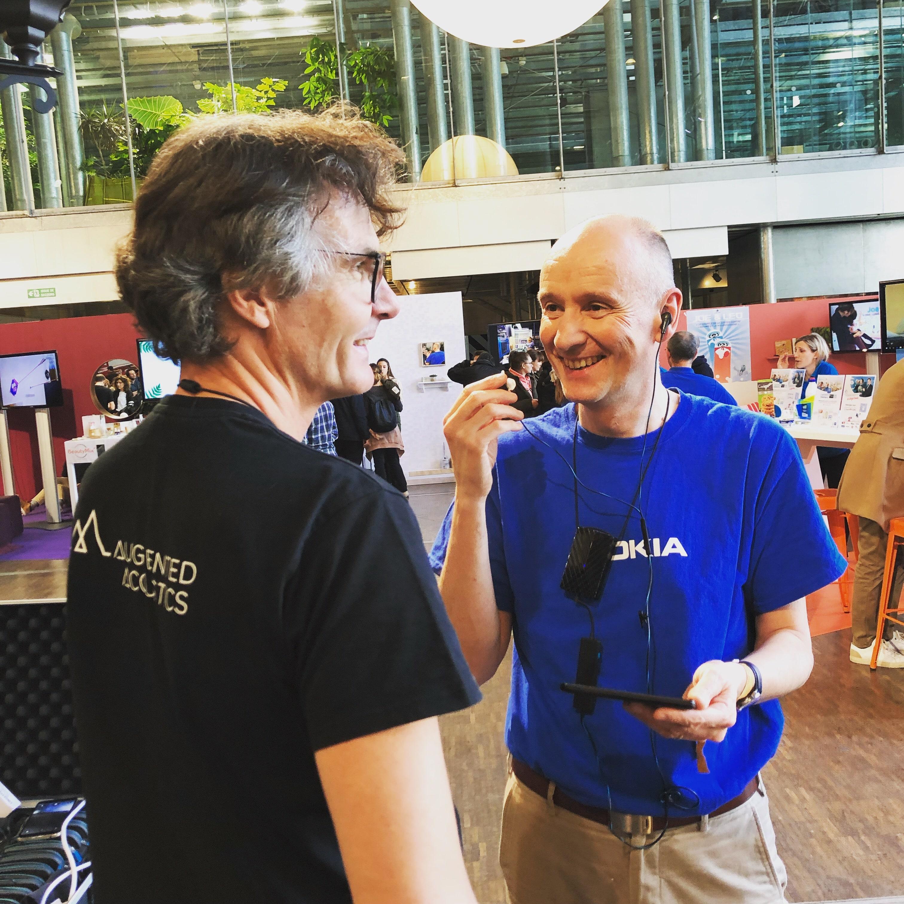 Supralive proposé sur le festival Tête à Tech