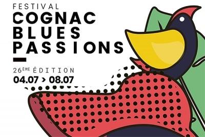 Supralive Cognac Blues Passions Festival