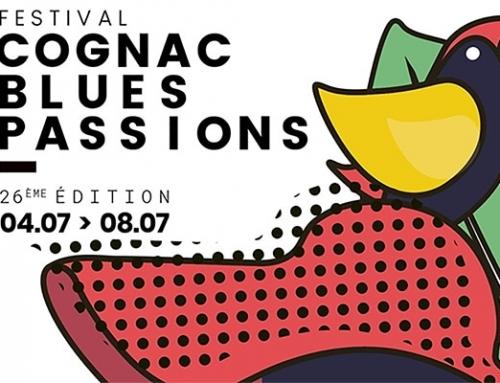 COGNAC BLUES PASSIONS FESTIVAL