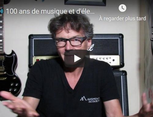 [VIDÉO] DÉMYSTIFIONS L'AUDIO : 100 ANS DE MUSIQUE & D'ÉLECTRONIQUE