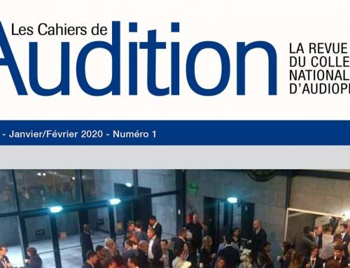 CAHIERS DE L'AUDITION / FOCUS SUR LIVE MUSIC FOR ALL